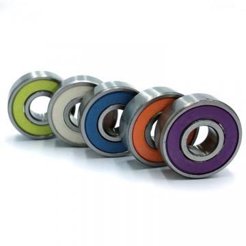 90 mm x 190 mm x 43 mm  FAG 6318  Single Row Ball Bearings